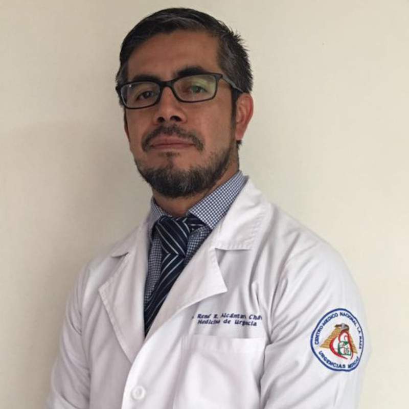 Dr. Rene Rodrigo Alcántara Chávez